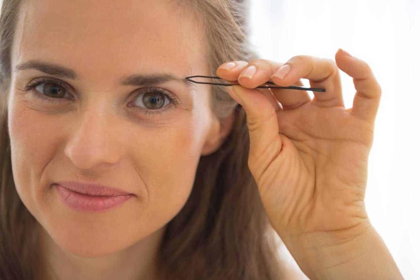 Restoring Over Plucked Eyebrows