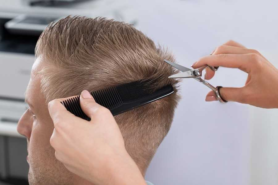 Getting A Haircut After A Hair Transplant What You Need To Know