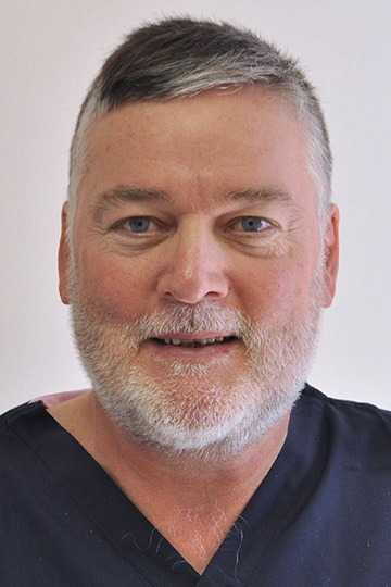 Mr. Michael May (FRCS)