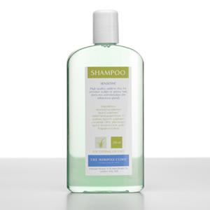 Sensitive Shampoo – Coconut And Citrus Fruit Derived